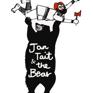 Jan Tait and the Bear at the CCA